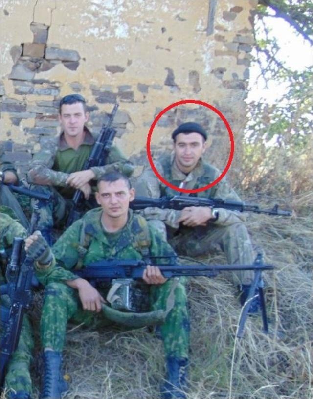 Legosoldaten och terroristen Nikolai Lisogor