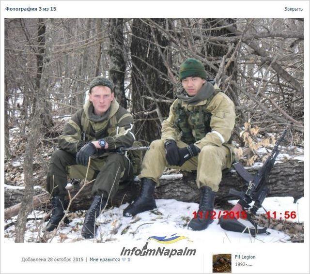 Efter Minsk-avtalets undertecknande började ryssarna sprida ut sina soldater bland Novorossijas väpnade band.