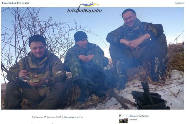 Terrorister i Donbass