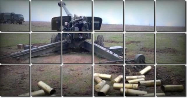 Ryska 291 artilleribrigadens krigsförbrytelser i Ukraina