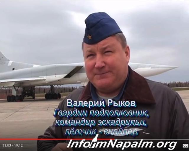 Överste Valeriy Rykov