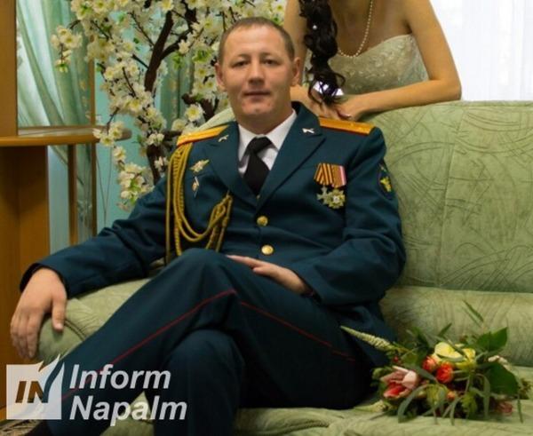 Seniorlöjtnant Konstantin Mishkin