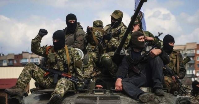 Donbasskriget
