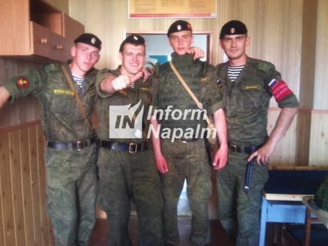 Nikita Gorevoi spiller en gryntende roll