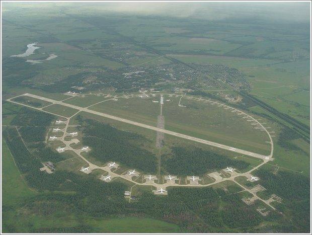 Flygbasen Seshcha