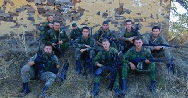 Den 8:e ryska brigaden