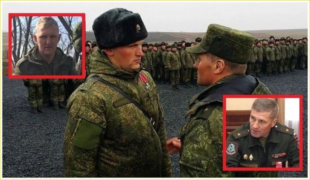 Premiärlöjtnant Sergej Dudorov
