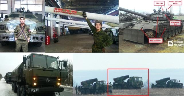 TOPP-5 militärt produktutbud för februari 2016