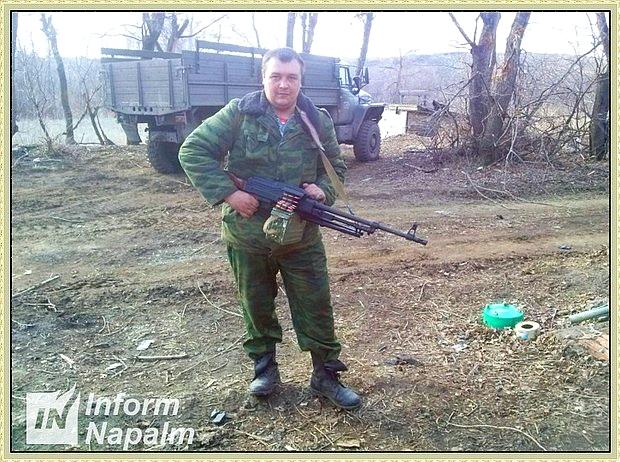 Terroristen Jevgenij Safonov