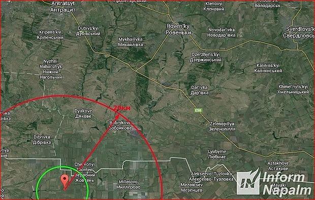 18:e brigadens bruk av granatkastare mot Ukraina