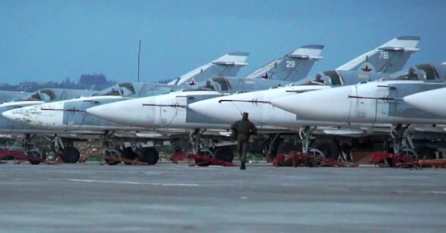 Usa allierat flyganfall i sodra irak