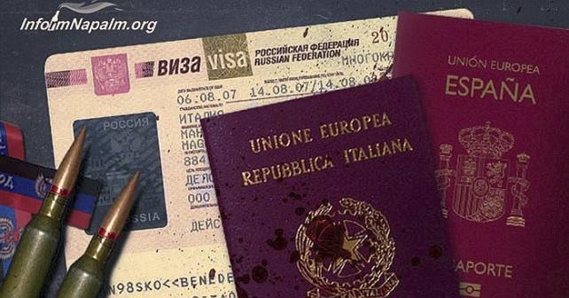 Ryssland erbjuder frivilliga terrorister visum