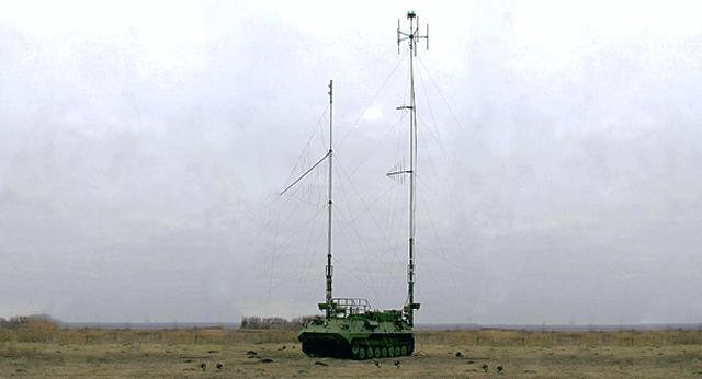 HF och VHF störningsstation RB-301B Borisoglebsk-2