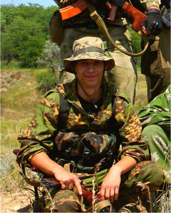 Igor Tarasov, född 1992/12/08