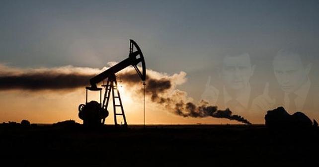 Rysk olja hogt spel i kreml