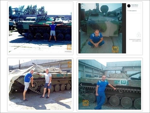 Byggföretaget Ukragropromstroi-Agrospetsmontazhnik, Donbass
