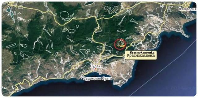 Ryssland planerar för kärnvapen på Krim