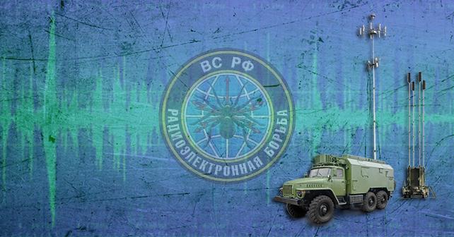Avancerade ryska telekrigssystem avslöjade i östra Ukraina