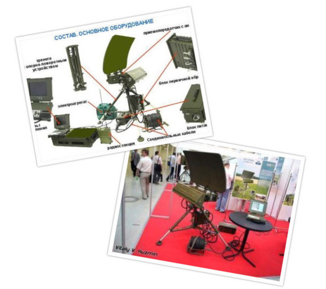 Artillerilokaliseringssystemet Aistenok