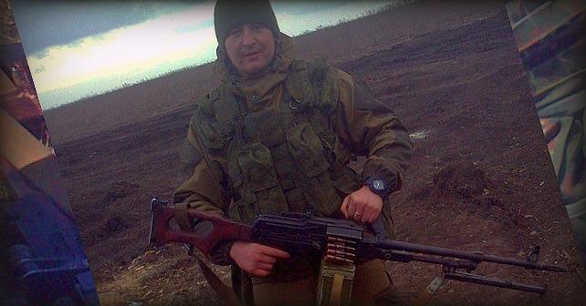 En rysk spanare från GRU:s 22:a brigad
