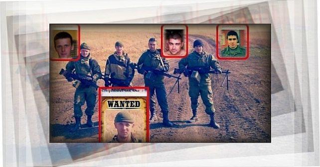 Identifiering av spanare från den 17:e Motoriserade skyttebrigaden som har kämpat i Donbass