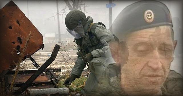 Fd befälhavaren för Nordflottans 61:a Marininfanteribrigad