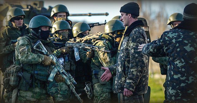 Officiell statistik över ukrainska lojala försvarare på Krim