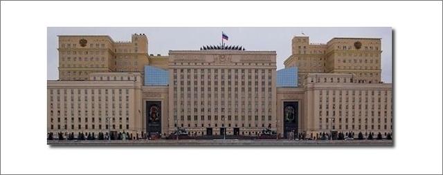 Säkerhetsgap på det ryska försvarsministeriets webbplats