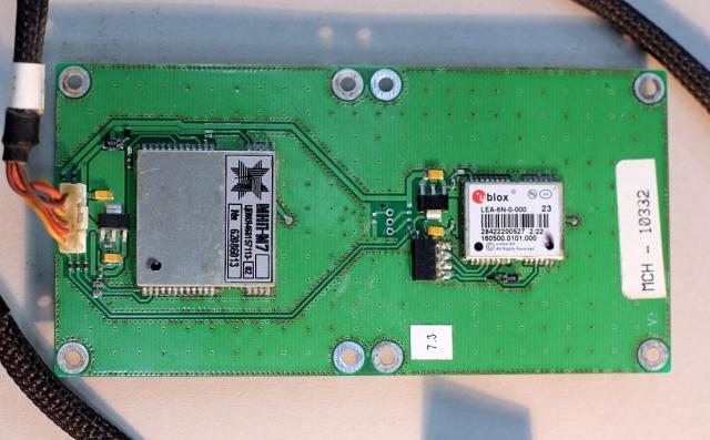 Orlan10 GPS-modul