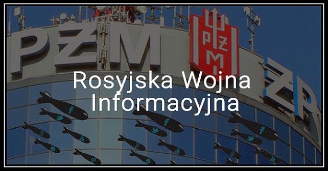 Polsteam, Radio Szczecin och Rysslands informationskrig