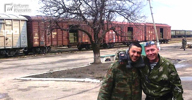 Rusland sender ammunition til væbnede grupper i det østlige Ukraine