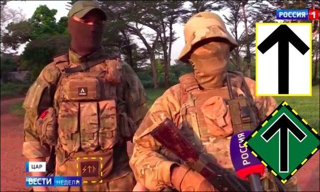 Russische Söldner in der Zentralafrikanischen Republik