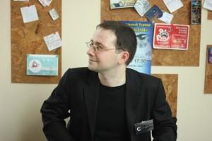 Сергей Громенко, украин тарихчы