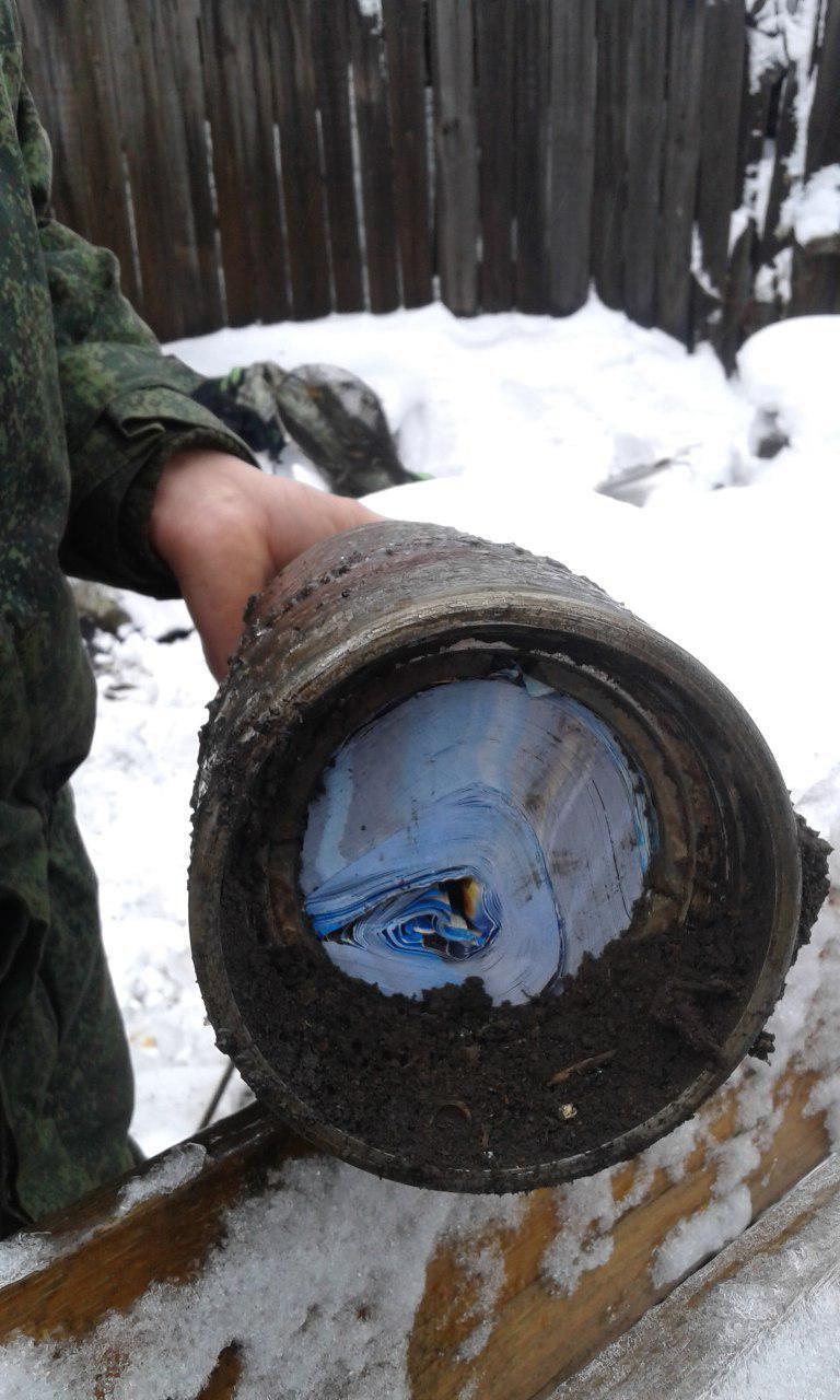 Rysk psykologisk krigföring i Donbass