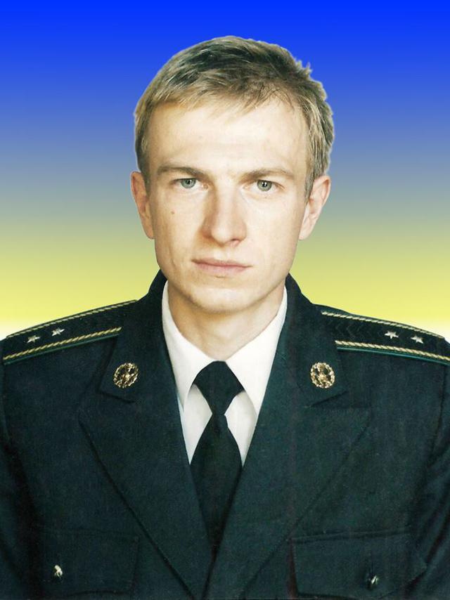 Den 18 mars 2014 dödade ryssarna den ukrainska fänriken Sergei Kokurin