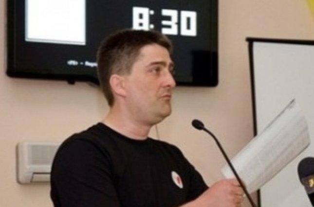 Den 21 april 2014 hittades kroppen av politiker Vladimir Rybak från Horlivka