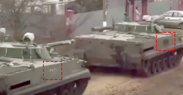 Фото - В РФ біля кордону з Україною почали зводити військову базу — розслідування InformNapalm