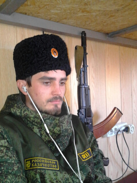 Jurij Sergeevitj Kulitsa, född 15 juli 1994