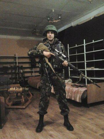 Alexander Sergeevitj Tatjinskij, född 11 maj 1986