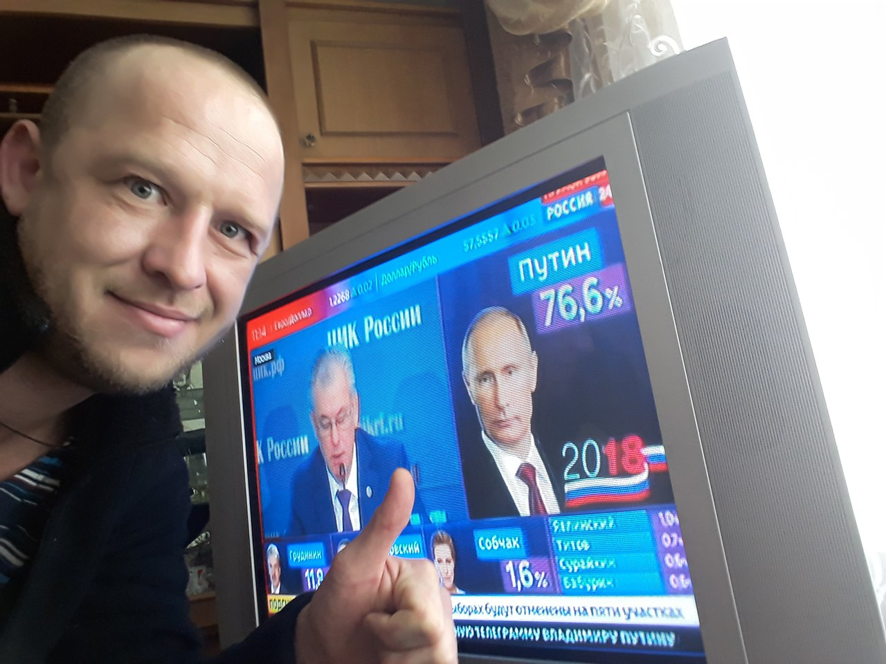 Evgenij Alexandrovitj Tiotin, född 30 november 1982