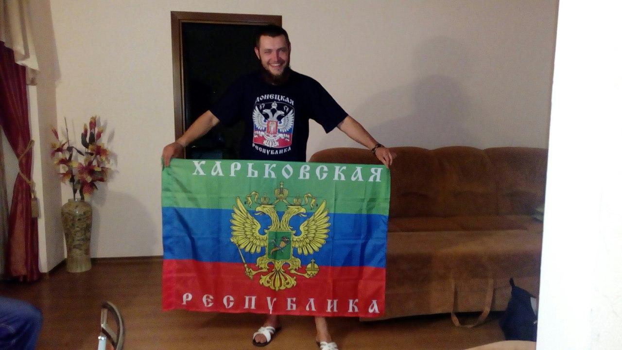Alexander Evgenevitj Sjumilov, född 26 april 1977