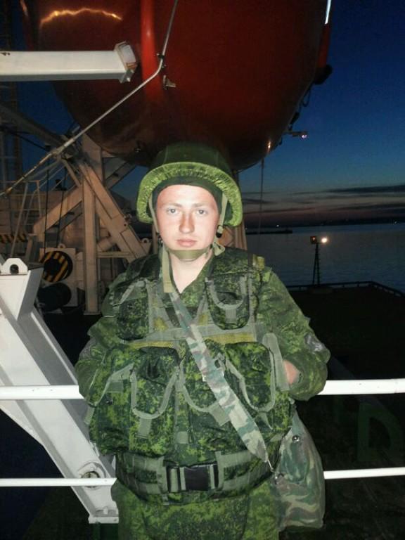 Російська станція супутникового звязку Р-441-ОВ Ливень засвітилася в окупованому Донецьку 17