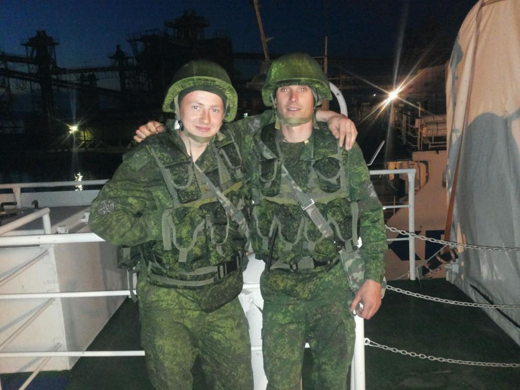 Російська станція супутникового звязку Р-441-ОВ Ливень засвітилася в окупованому Донецьку 16