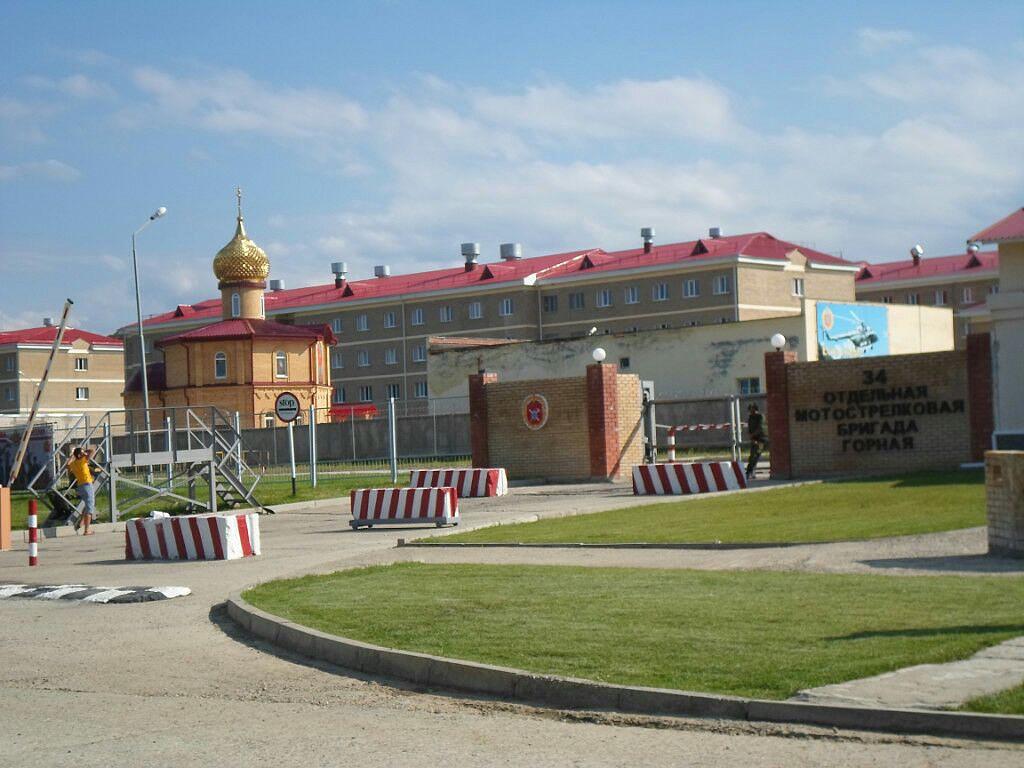 Російська станція супутникового звязку Р-441-ОВ Ливень засвітилася в окупованому Донецьку 26