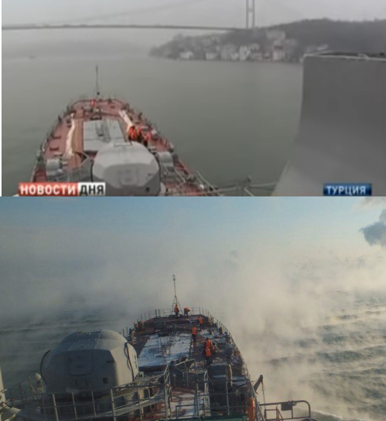 Landstigningsfartyget Yamal