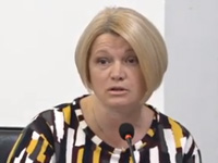 Ірина Геращенко, народна депутатка України, cпівголова фракції «Європейська солідарність»