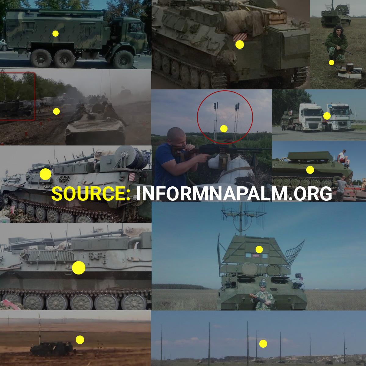 фото у презентації Генерального Штабу Збройних сил України