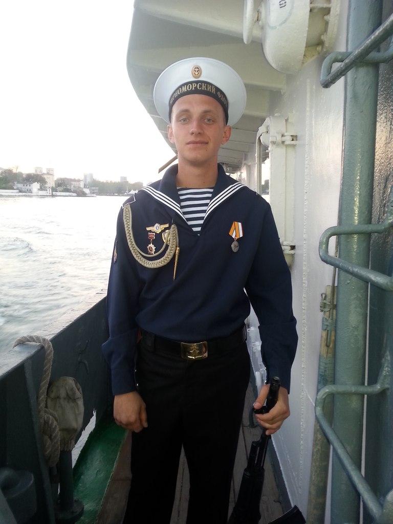 Korvetten Sjtil och dess besättning i fientligheter mot Ukraina