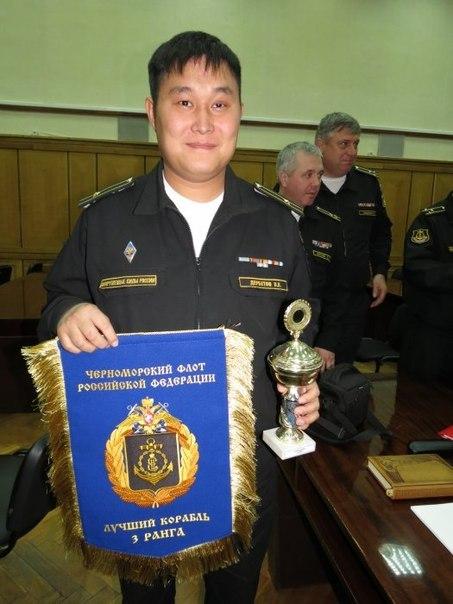 Kommandør Vladimir Derbetov