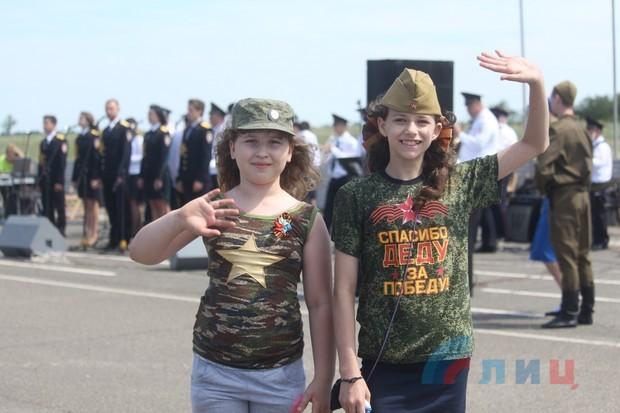 En militærparade og en ny bølge av COVID-19